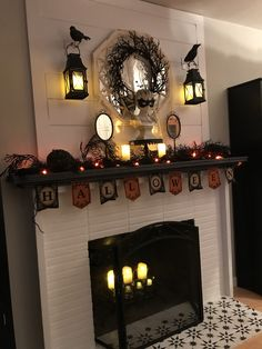 halloween mantel halloween queen halloween stuff halloween crafts fall halloween halloween decorations mantle fall decorating hallows eve