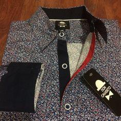 961e05c263 Camisa moderna para caballero  Camisa  Moda  Monclova  Vestir Camisas  Modernas