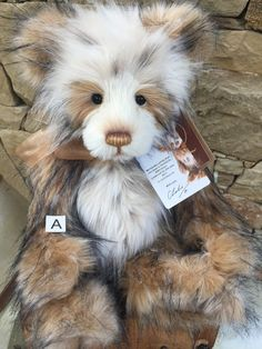 Kaycee Bears 'sweet Pea' Bunny Rabbit Limited Edition Jointed Teddy Buy Now Brand New