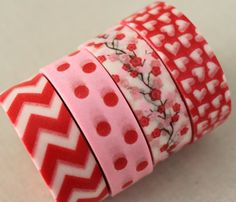 Sweetness Washi Tape Set by SugarPaperDesigns on Etsy, $12.00