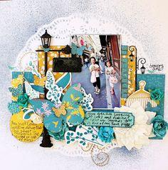 Degraves St *KAISERCRAFT HUMMINGBIRD* - Scrapbook.com