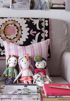 In my home by decor8, via Flickr                                                                                                                                                                                 More