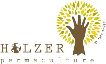 HOLZER permaculture Logo