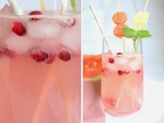 Primärfarben: Watermelime-Drink