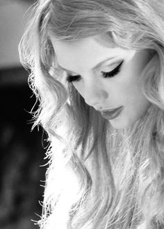"""I'm alone, on my own, and that's all I know,  I'll be strong, I'll be wrong, oh but life goes on  I'm just a girl, trying to find a place in  this world"" - Taylor swift ♥"