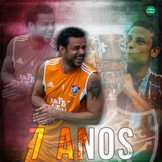 Fred 7 anos Fluminense