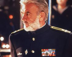 Best Actor in a Leading Role -Sean Connery nominated for his performance as Captain Marko Ramius in The Hunt for Red October Red October Movie, Sean Connery James Bond, Hard Men, Old Movie Stars, Star Wars, Hollywood Actor, Vintage Movies, Best Actor, Great Movies