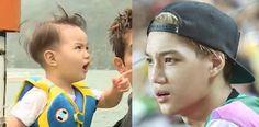 Kai/ Baby Kim Taeoh