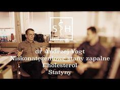 sekretyhipokratesa.pl | Mikrostany zapalne, cholesterol, statyny – dr Andrzej Vogt | Sekrety Hipokratesa #5