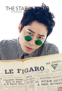 Kang Ji-hwan // The Star // May 2013