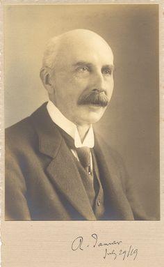 Unknown man 1919