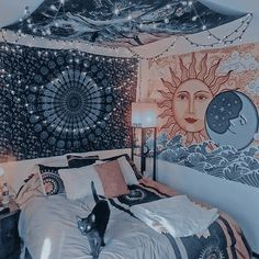 Room Ideas Bedroom, Home Decor Bedroom, Design Bedroom, Bedroom Bed, Bed Room, Hippie Bedroom Decor, Master Bedroom, Bedroom Brown, Bedroom Carpet