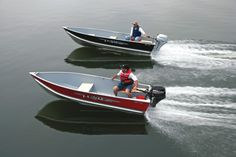 Lund Boats | WC 12, 14, and 16 Aluminum Fishing Boats | Professional Grade Walleye Boat, Muskie Boat, Musky Boat, Bass Boat | 12' boat, 14' boat and 16' boat | Lund Boats - Premium Aluminum Fishing Walleye Boats Lund Fishing Boats, Fishing Boats For Sale, Aluminum Fishing Boats, Small Fishing Boats, Aluminum Boat, Walleye Boats, Rib Boat, Boat Building Plans, Bass Boat
