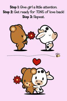 Farm Babies / #kawaii #cute #love #quotes #illustration #baby #farm #babies #bear #cow #flower #friends