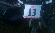 Mountain Biking tip # 93 -  When the race gods see fit to bestow a lucky race number upon you, it shall be a good day!