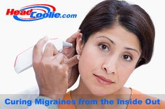 One doctor says it's possible to cure migraines from the inside out with a non-invasive procedure that stimulates your eardrums. Migraine Relief, First Doctor, Inside Out, Good Night, The Cure, Medical, Nighty Night, Have A Good Night, Active Ingredient