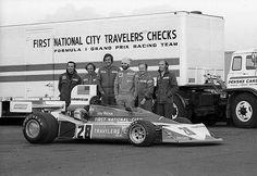 Citibank Team Penske - 1976 #28 John Watson - Penske PC3 / PC4