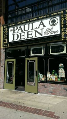 New Paula Deen Store Gatlinburg, TN...Great Store so happy Paula has brought her store and restaurant to Gatlinburg and Pigeon Forge:)