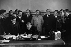 April 5, 1945: The Soviet government withdraws from the 1941 Soviet-Japanese Neutrality Pact.