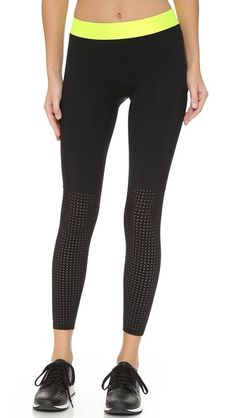Monreal London Cropped Booster Leggings | SHOPBOP