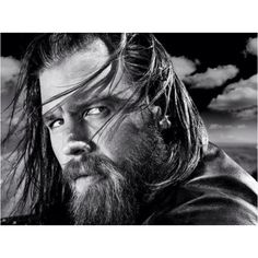 """Bad Ass """"Opie"""" from Sons of Anarchy  #sonsofanarchy #opie #ryanhurst #harley-davidson"""