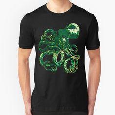 Artists-shop Shop | Redbubble Pulp Fiction Shirt, Coconut Octopus, Sleep Band, Colorful Jellyfish, Artists, Mens Tops, Shirts, Shopping, Dress Shirts
