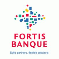 Fortis Banque Logo. Get this logo in Vector format from https://logovectors.net/fortis-banque/