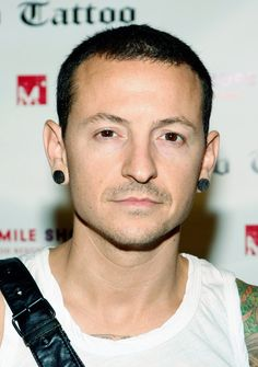 Chester Bennington...lead singer of Linkin Park. Seeing them live in August!!