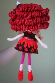 PATTERN Choco Crochet Amigurumi Doll by epickawaii on Etsy