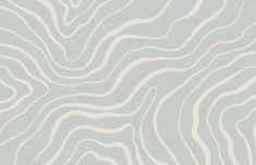 Light Blue Modern Abstract Lines Wallpaper Mural   Hovia