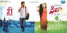 Fidaa starring Varun Tej and Sai Pallavi leaked online full movie available for download