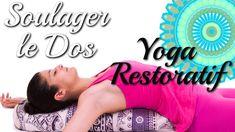 Yoga Régénérant - Soulager le Dos avec Ariane