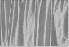 Silver Dupioni - reception / guest tables