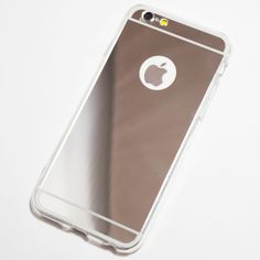 Silver iPhone 6 / iPhone 6S Mirror Case