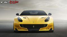 Der neue, auf 799 Exemplare limitierte Ferrari F12tdf