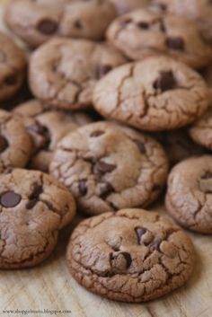 Hot Chocolate Cookies | A Homemade Living