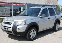 Used 2005 #LandRover Freelander SE Gurnee, #Illinois