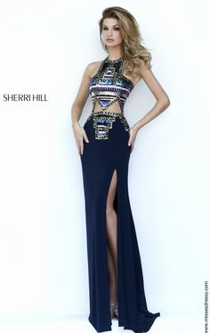Sherri Hill 11184 Dress - MissesDressy.com