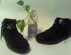 huge discount 1658b 29450 mens black nike size 10 used air jordan jumpman 23 - 1 trek - mid rise shoe