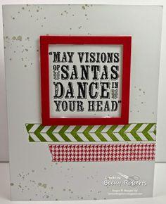 Inking Idaho: Visions of Santa