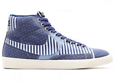 Nike Blazer Mid VNTG Patchwork
