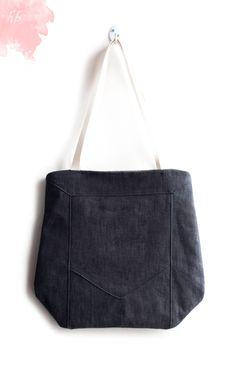 #минимализм #текстиль #джинса #сумка #ткань #темносиний #minimalism #handmade #сделаноруками #хэндмейд #bag #basic #авторскаяработа #авторскийдизайн #сумкиКБ #bagsKB