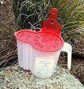 na01 nectar aid hummingbird food mixing container - Homemade Hummingbird Food
