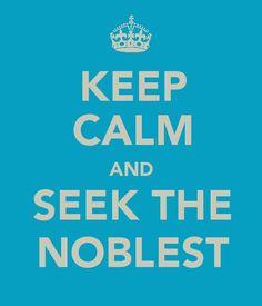 "ZTA Zeta Tau Alpha ""Seek the Noblest..."""