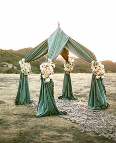 wedding arches | More beautiful beach wedding arches « Olive Pit