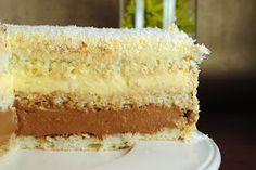 Recepti za kolače: Torta od kokosa