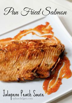Post image for Pan Fried Salmon: Fast and Amazing Dinner in 10 Minutes