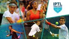 Via IPTL - International Premier Tennis League June 17:   Champions will team up together, legendary rivalries will be rekindled, and all rules will broken when the International Premier Tennis League unleashes tennis like you've never seen before! Stay tuned to this page and don't miss a single moment! #IPTL #Tennis — with Rafa Nadal, Serena Williams, Pete Sampras and Novak Djokovic.