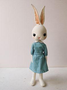 Bunny doll / Evangelione handmade