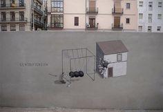 Gentrification (Valencia, Spain)